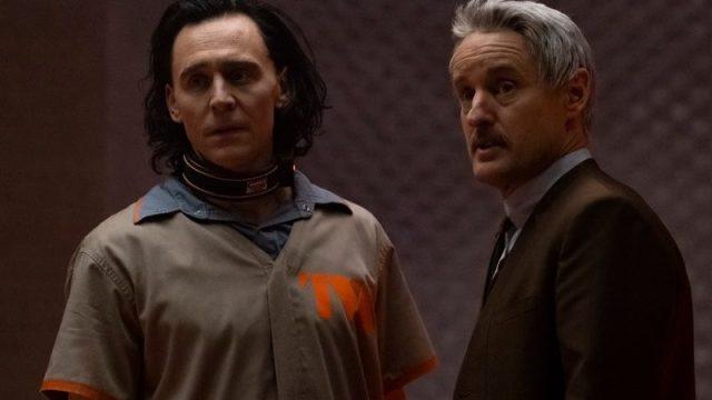Tom Hiddleston e Owen Wilson (Loki e Morbius)
