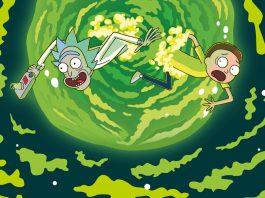 Depois de 5 temporadas, quanto tempo se passou em 'Rick e Morty'?