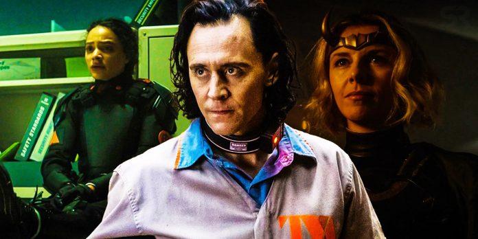 Cada pista da Lady Loki mostra que ela não é realmente a vilã