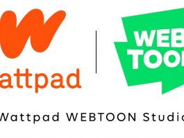Wattpad e Webtoon se unem para formar um novo estúdio de entretenimento