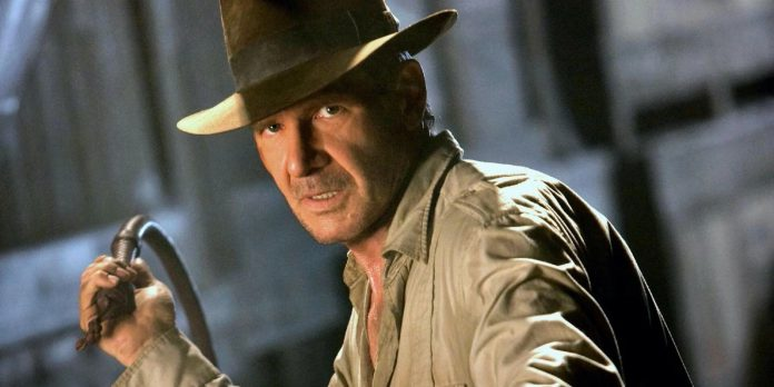 Harrison Ford ferido durante a cena de luta no Indiana Jones 5