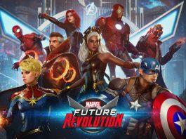 Marvel Future Revolution abre as pré-inscrições para todos os jogadores este mês