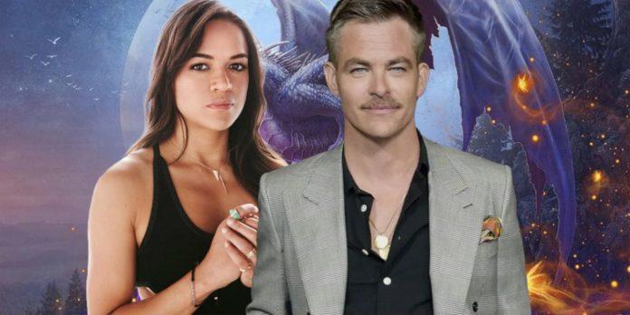 Dungeons & Dragons 'Caverna do Dragão': Primeiro Olhar Para as Roupas de Chris Pine & Michelle Rodriguez