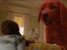Clifford O Gigante Cão Vermelho ganha seu primeiro trailer