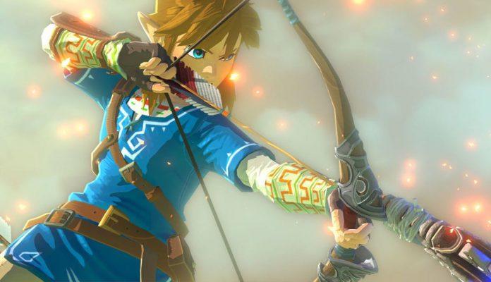 Breath Of The Wild Player abre o baú 'impossível' no final do jogo