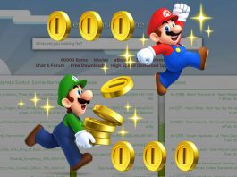 Nintendo não conseguiu nem $50 Dolares por mês no processo do site RomUniverse