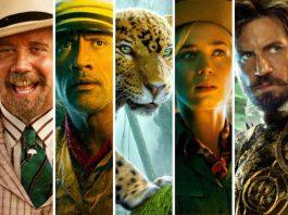 Jungle Cruise da Disney ganha trailers e pôsteres de novos personagens
