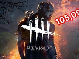 Dead by Daylight atinge o marco de 100.000 jogadores simultâneos