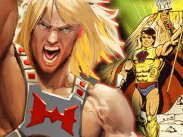 Masters of the Universe apresenta oficialmente o Herói perdido de He-Man