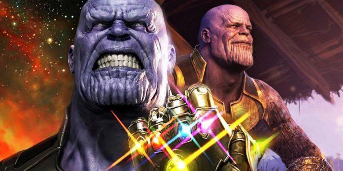 A forma final de Thanos era muito poderosa para aparecer no MCU