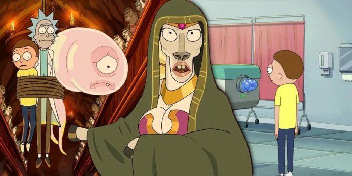 Rick & Morty: Por que o episódio 4 é secretamente o episódio mais inteligente da 5ª temporada