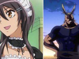 10 Personagens De Anime Com Os Segredos Mais Embaraçosos
