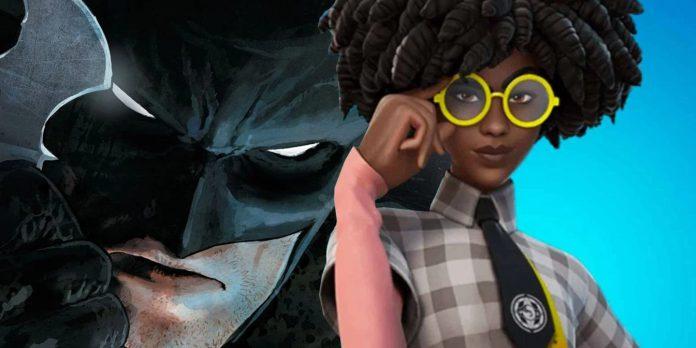 Batman revela a origem secreta do novo vilão Fortnite ,a Doutora Slones