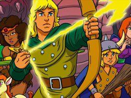 A nova aventura de 'Caverna do Dragão' Dungeons & Dragons trará de volta os personagens da série de desenhos animados dos anos 80