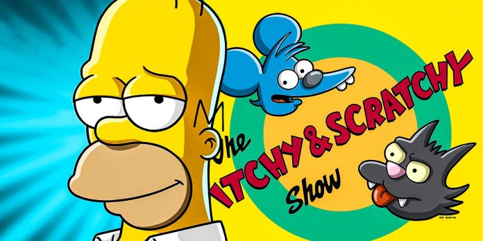 Os Simpsons: O Motivo Pelo Qual Comichão E Coçadinha São Adicionados A Certos Episódios
