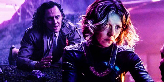 Quantos anos tem Sylvie em comparação com Loki?