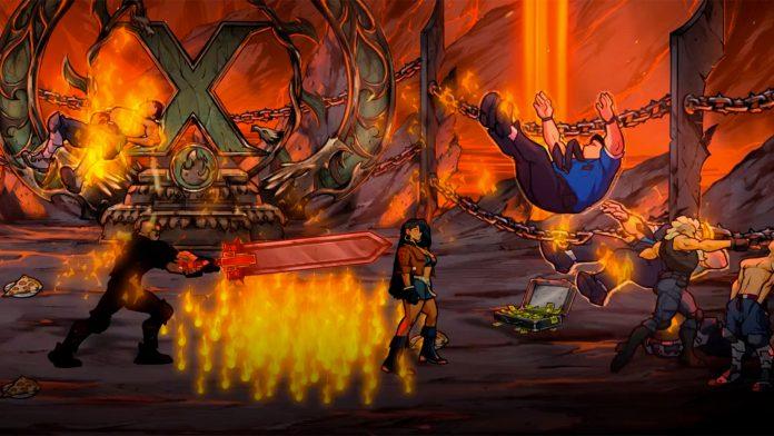 A nova atualização 'Streets of Rage 4' transforma lutadores em deuses, tornando um grande jogo ainda melhor
