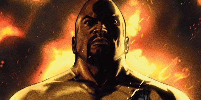 Marvel Anuncia Nova Série Luke Cage, Cidade do Fogo