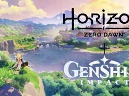 Genshin Impact Anuncia Crossover com Horizon: Zero Dawn
