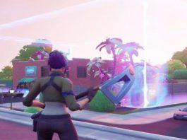 Fortnite: Como destruir árvores alienígenas para a missão da semana 6