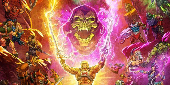 Masters Of The Universe: Revelation Reviews - bombardeada por fãs de He-Man