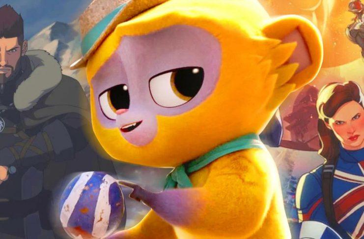 9 novos programas de animação e filmes para assistir em agosto de 2021