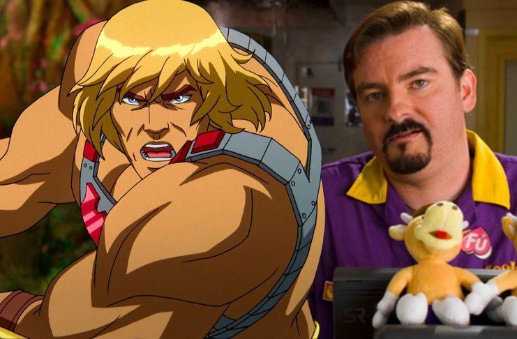 O diretor Kevin Smith deu uma bronca em fãs descontentes de He-Man
