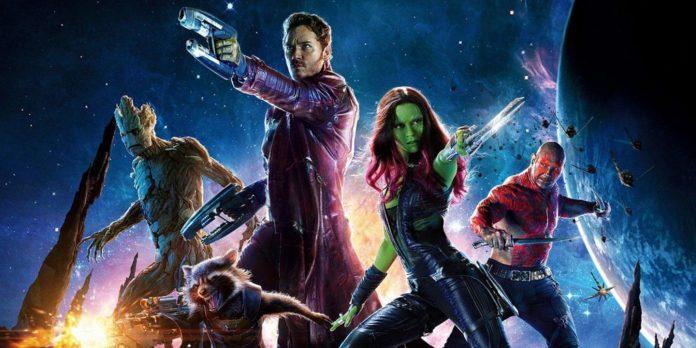 Guardiões Da Galáxia 3 - James Gunn diz que a escala do filme é 'Gingantesca'