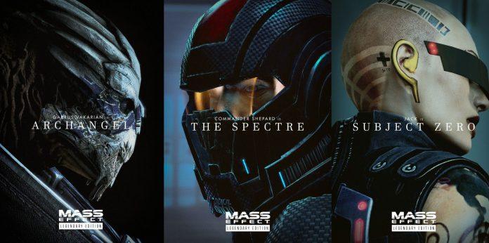 Personagens de Mass Effect ganham pôsteres inspirados no filme Dune em artes incríveis para fãs