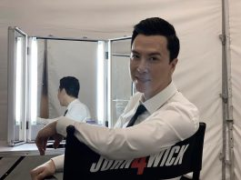 John Wick 4: Donnie Yen parece afiado e pronto para chutar bundas junto com Keanu Reeves na nova foto do conjunto