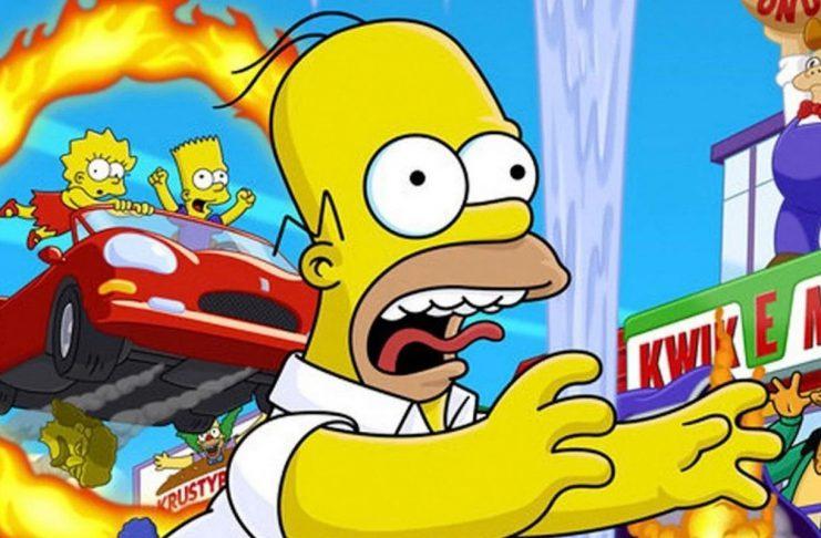 O produtor dos Simpsons quer um remake de hit & run tanto quanto você