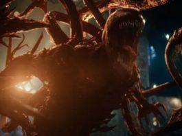 Estátua de Venom 2 na china mostra a forma final de Carnage