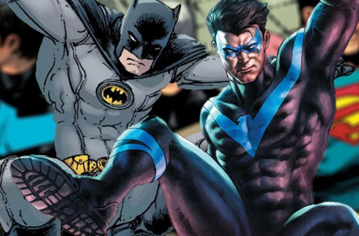 DC admite que seus heróis estão muito apertados