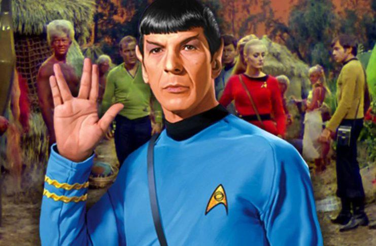 Star Trek tirou sarro da maior controvérsia de Spock da maneira perfeita