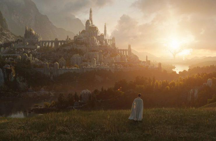 """Primeira imagem da série """"O Senhor dos Anéis"""" revela a épica adaptação da Amazon para a TV"""