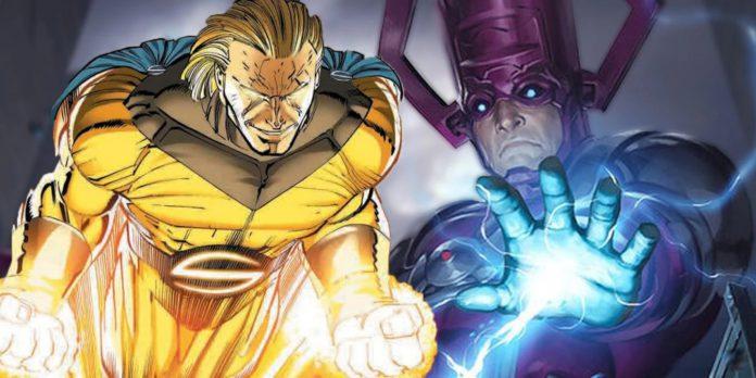 O herói mais poderoso da Marvel enfrentou Galactus sozinho (e não perdeu)