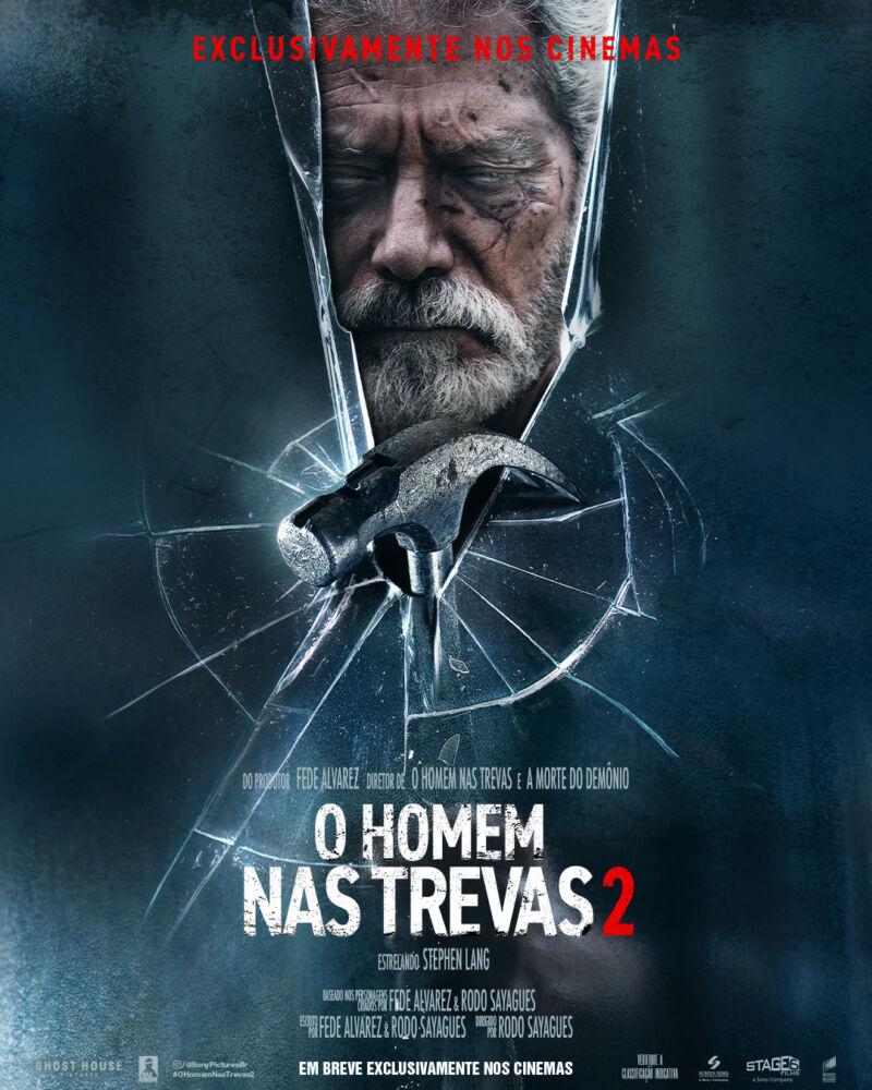 'O Homem nas Trevas 2': Sequência terá final ESTENDIDO em lançamento de vídeo 2