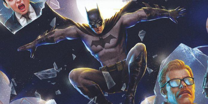 Batman: Ano Um - Animação recebe remasterização em 4K do 10º aniversário