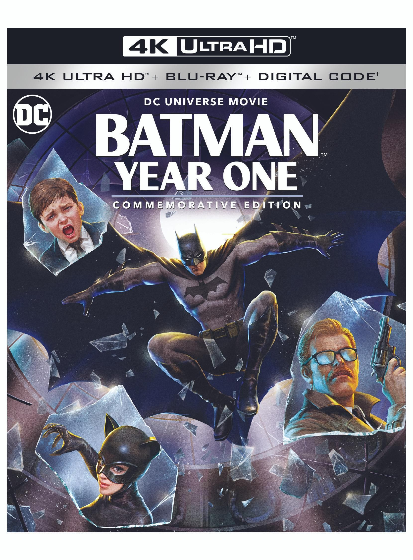 Batman: Ano Um Edição Comemorativa (Batman: Year One Commemorative Edition)