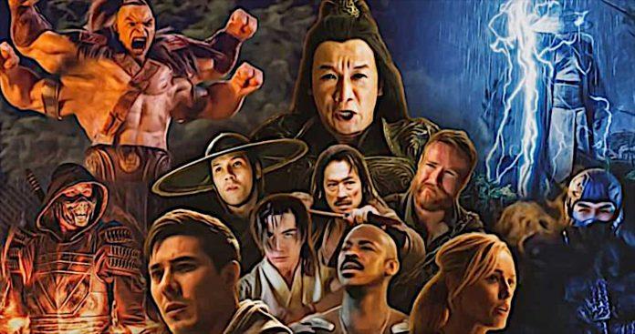 Spinoffs de Mortal Kombat estão supostamente em desenvolvimento na HBO Max