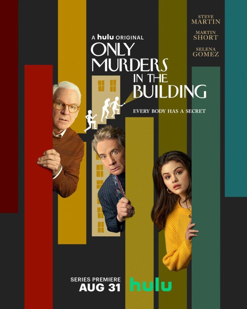 'Only Murders in the Building' é renovada para a 2ª temporada 1