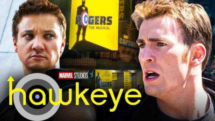 'Gavião Arqueiro': Fãs acham que Chris Evans estava disfarçado no trailer da série; Confira!