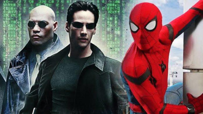 Ufa! 'Homem-Aranha 3' e 'Matrix Resurrections' NÃO estrearão mais no mesmo dia no Brasil