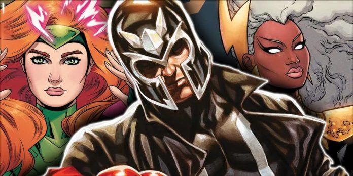 X-Men: a Marvel traz outro mutante de nível ômega para um teste-chave do papel do Magneto