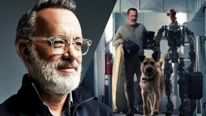 'Finch': Aventura sci-fi com Tom Hanks ganha primeiro pôster oficial; Confira!