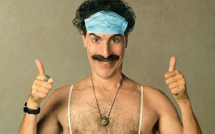 'Lockdown Americano & Desbancando Borat': 1ª temporada já está disponível na Amazon Prime Video
