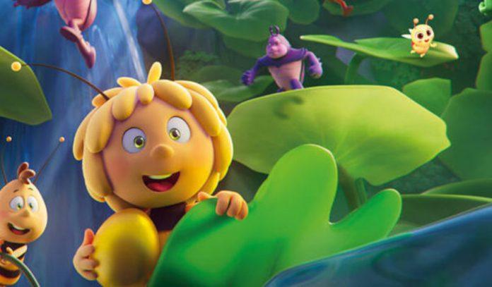 'A Abelhinha Maya e o Ovo Dourado' ganha trailer DUBLADO e cartaz nacional