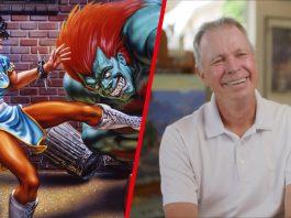 O lendário ilustrador de Street Fighter II Mick McGinty faleceu