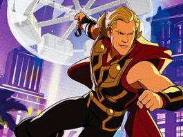 'What If…?': Thor ganha destaque no pôster do 7º episódio da animação; Confira!