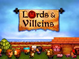 Lords and Villeins: Construa Impérios